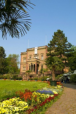 The Colombischloessle manor, Freiburg, Baden-Wuerttemberg, Germany, Europe