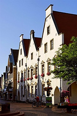 Town hall, Haltern am See, North Rhine-Westfalia, Germany, Europe