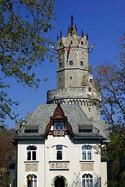 The Round Tower of Andernach, Rhineland-Palatinate, Germany, Europe