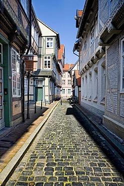 Lane, Celle, Lower Saxony, Germany, Europe