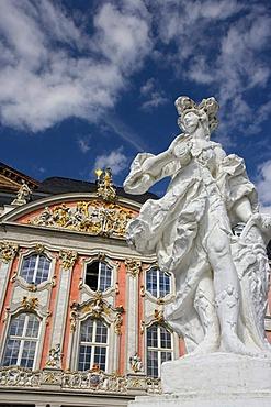 Kurfuerstliches Palais, Palace of Trier, Trier, Rhineland-Palatinate, Germany, Europe