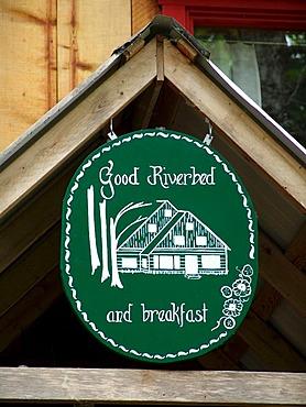 Good River Bed and Breakfast in Gustavus, Glacier Bay National Park, Alaska, USA
