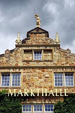 Historical market hall, former royal stables, Kassel, Hesse, Germany, Europe