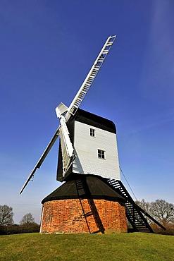 The Mountnessing Postmill, Essex, United Kingdom, Europe