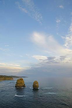 At the Twelve Apostles on the Great Ocean Road, Victoria, Australia