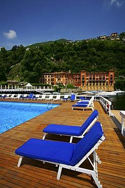 Villa d'Este, Italy, Europe