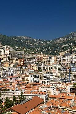 View of Monte Carlo, Cote d'Azur, Monaco, Europe