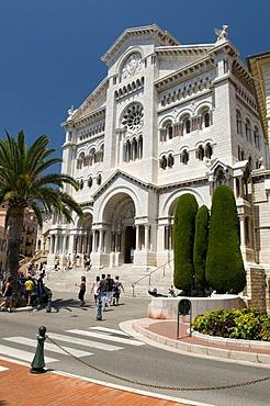 St. Nicholas Cathedral, Monte Carlo, Cote d'Azur, Monaco, Europe