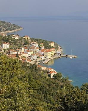 Valun on Cres Island, Croatia, Europe