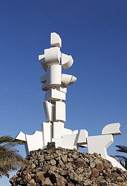 Monumento al Campesino by Cesar Manrique, farmers' memorial, Lanzarote, Canary Islands, Spain, Europe