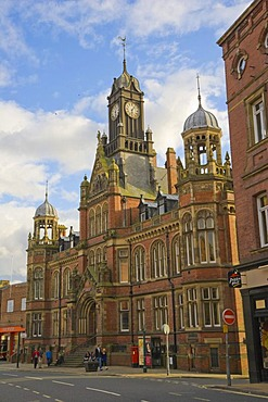 York Magistrates Court, Clifford Street, York, Yorkshire, England, United Kingdom, Europe