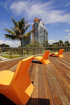 South Pointe Park, Miami South Beach, Florida, USA