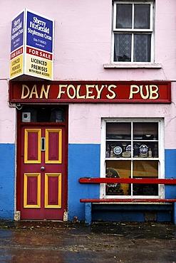 Dan Foley's Pub for sale, Dingle, County Kerry, Ireland, Europe