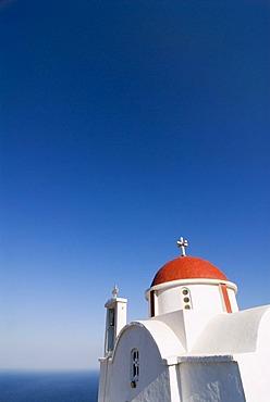 Chapel on the Greek island of Karpathos, Greece, Europe