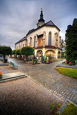 Church Saint Stephan in Horn, Waldviertel Region, Lower Austria, Europe
