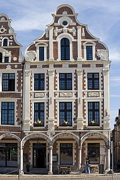 Mansion, Arras, Nord Pas-de-Calais, Normandie, France, PublicGround