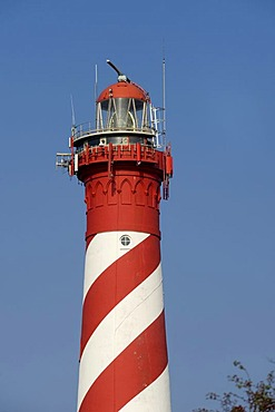 Lighthouse, Hamstede, Zeeland, Holland, Netherlands, Europe