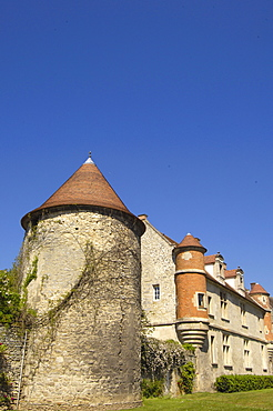 Raray Castle, Picardy region, north of France, Europe