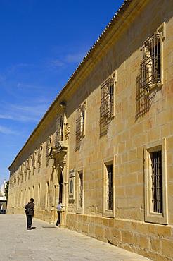 Seminario de San Felipe Neri at Santa Maria's square, Baeza, Jaen province, Andalusia, Spain, Europe