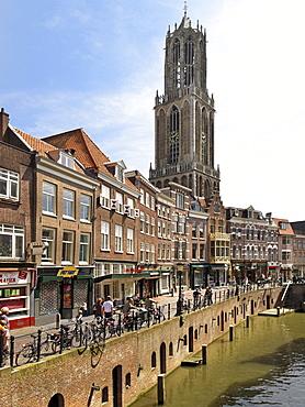 Saint Martin Cathedral, Utrecht, Holland, Netherlands, Europe