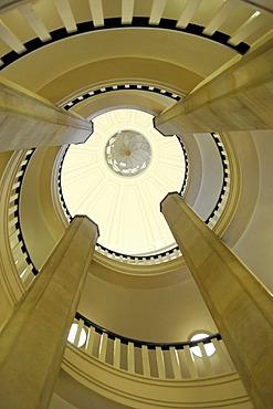 Interior, Schloss Schwerin palace, Schwerin, Mecklenburg-Western Pomerania, Germany, Europe