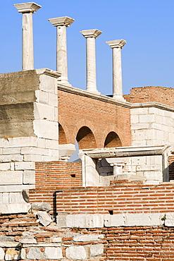 Saint John Basilica, Selcuk, Ephesus, Turkey