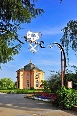 Pagodenburg garden palace, Rastatt, Black Forest, Baden-Wuerttemberg, Germany, Europe