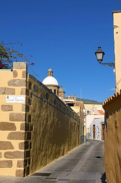 Alley, Grand Canary, Canary Islands, Spain