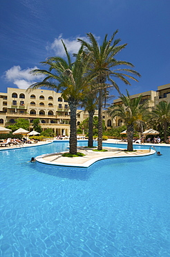 Kempinski Hotel in San Lawrenz on the island of Gozo, Malta, Europe