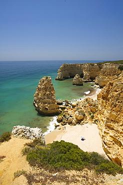 Paria da Marinha near Lagoa, Algarve, Portugal, Europe