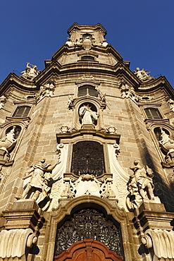 Abbey church, Zwettl-Abbey, Waldviertel area, Lower Austria, Austria, Europe