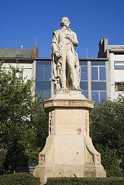 Theodoor van Ryswyck monument, Antwerp, Belgium
