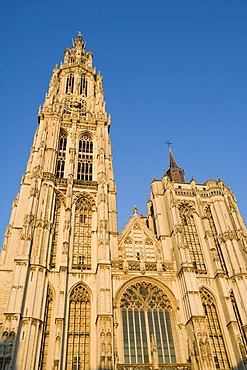 Onze-Lieve-Vrouwekathedraal, Cathedral of Our Lady, Antwerp, Belgium