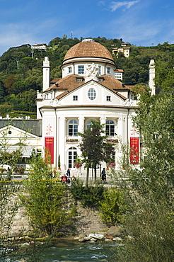 Spa hotel, Merano, Trentino, Alto Adige, Italy, Europe