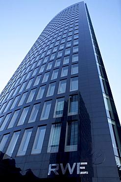RWE-Tower in Dortmund, North Rhine-Westphalia, Germany, Europe