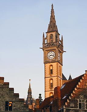 Ghent, Flanders, Belgium, Europe