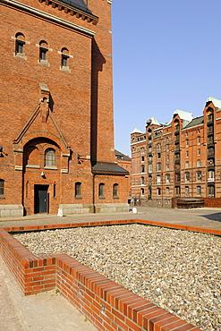 Speicherstadt Hamburg, Germany, Europe