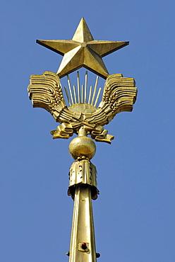 Golden Soviet star
