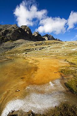 Stelvio National Park, Alto Adige, Italy, Europe