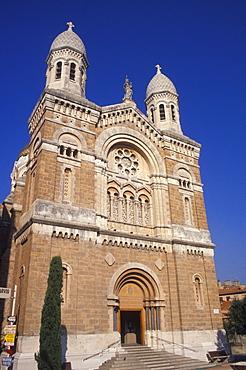 Notre Dame Cathedral, St. Raphael, Cote d'Azur, Provence, France, Europe
