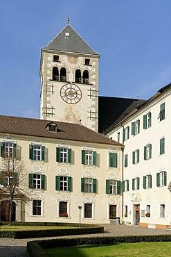 Convent of the Canons Regular, Neustift near Brixen, Bressanone, Alto Adige, Italy, Europe