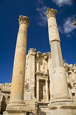 Nymphaeum, Jerash, Jordan, Southwest Asia