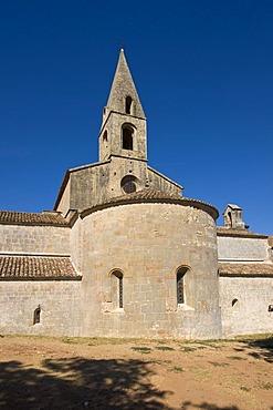 L'abbaye du Thoronet, Thoronet Abbey, Provence Cote d'Azur, France, Europe