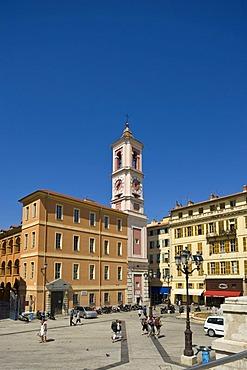 Palais Rusca, Nice, provence Cote d'Azur, France, Europe