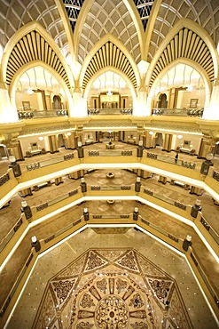 Emirates Palace Hotel, Kempinski Group, Abu Dhabi, United Arab Emirates, Middle East