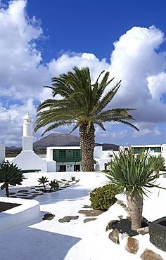 Monumento al Campesino in San Bartolome, Lanzarote, Canary Islands, Spain, Europe