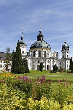 Ettal Abbey Church, Upper Bavaria, Germany, Europe