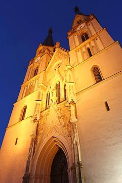 Minster, Admont Abbey, Styria, Austria, Europe