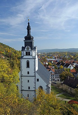 St. Andreas Church, Rudolstadt, Thuringia, Germany, Europe