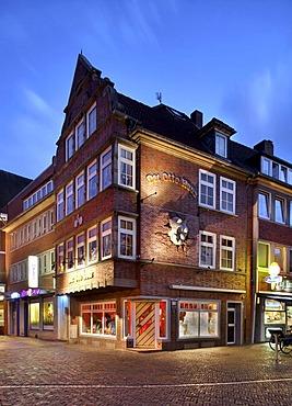 Dat Otto-Huus, museum, Otto Waalkes, Emden, East Frisia, Lower Saxony, Germany, Europe